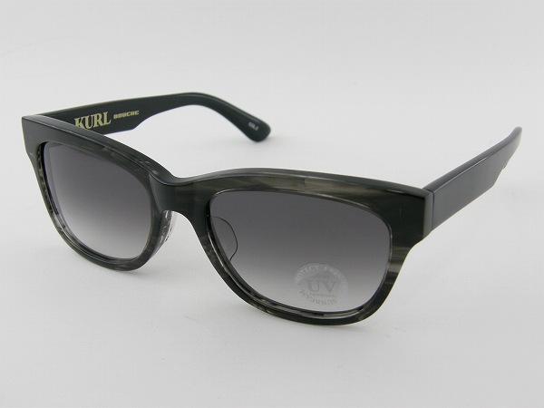[BOUCHE] ブーシュ KURL-GRY-GRYHF新作サングラス レトロ ウェイファーラー ストリート サーフィン ワイルド 新品 ストリート 紫外線 UVカット クラシック 正規品
