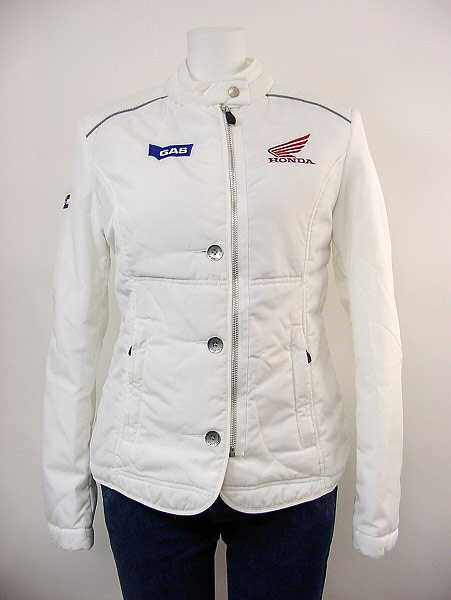 Gas / Honda HONDA,258506,WHITE,S,jacket Limited Edition now only bargain  prices! Brand new genuine Rolex SALE