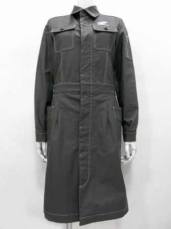[SHINICHIRO ARAKAWA]シンイチロウ アラカワ コートSA-391-D30-152-KHAKI-M(新品 正規品)