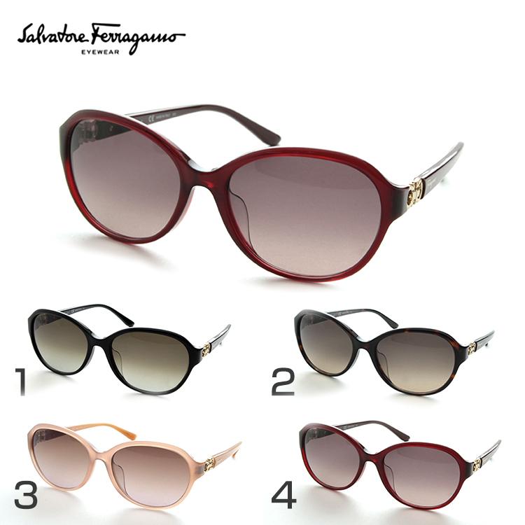 214449025d Salvatore Ferragamo Ferragamo SF804SA sunglasses accessories women s  02P13Dec15