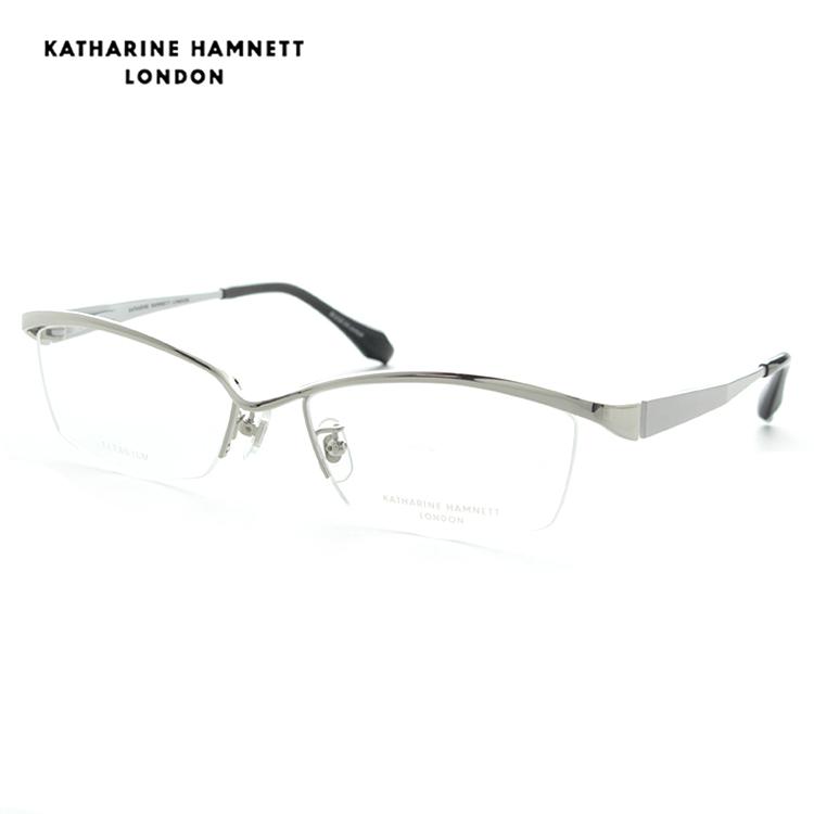 【レンズセット】KATHARINE HAMNETT レンズセット キャサリンハムネット KH9132 メガネ 大きいサイズ レンズ込