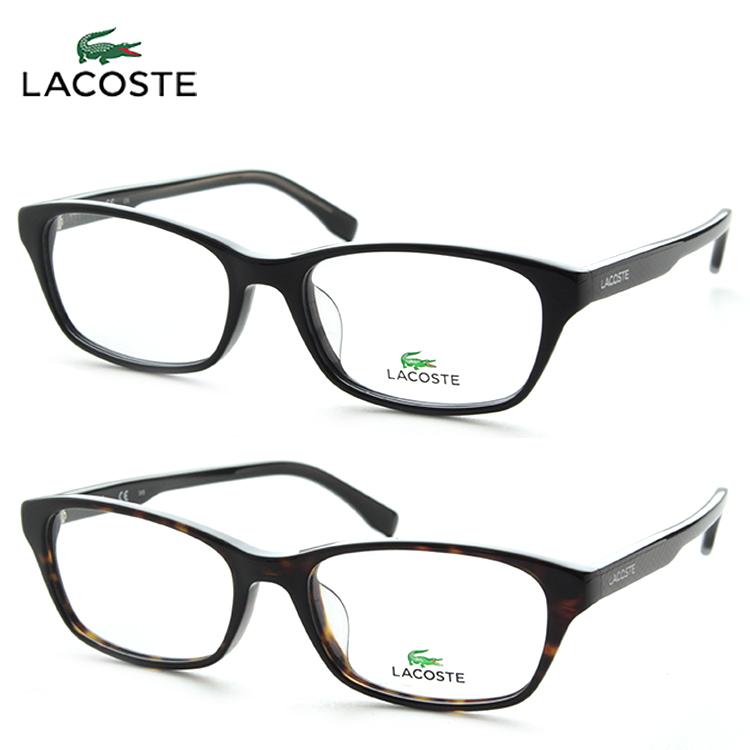 LACOSTE ラコステ L2758A メガネ 度付き スクエア ブランド