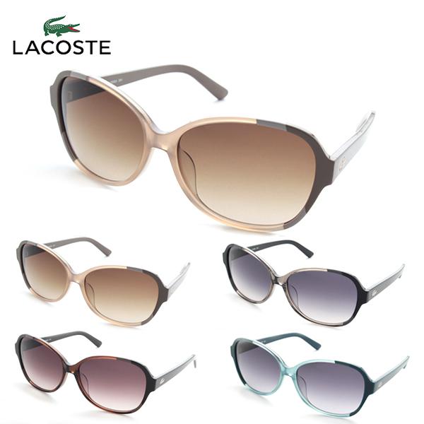 【送料無料】【国内正規品】ラコステ サングラス 全4色 レディース UVカット LACOSTE L759SA