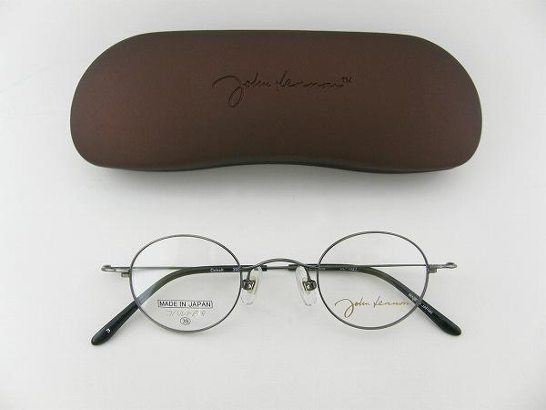 约翰 · 列侬 JL1027-3-39 经典豪华眼镜简单复古钴合金复古模型全新正品眼镜日期眼镜轻量级只有光案例真正 02P19Dec15