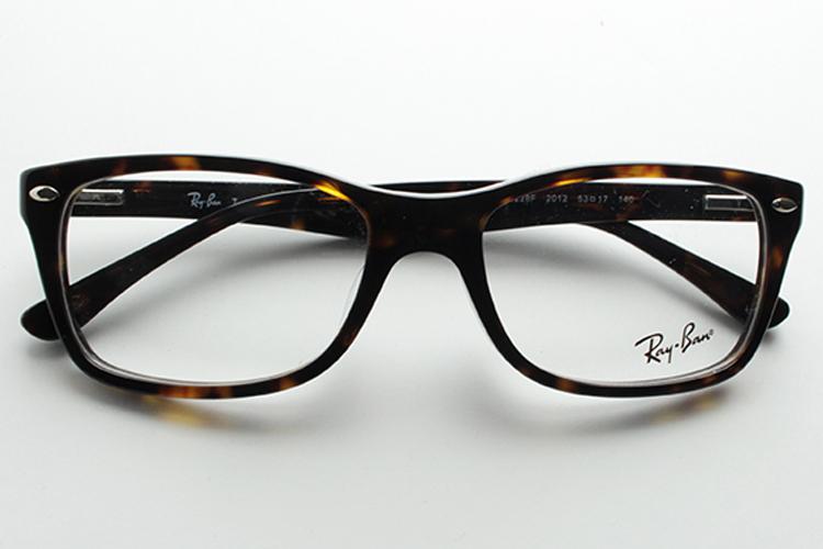 送料無料 レイバン 眼鏡 メガネ RX5228F 2012 53サイズ メガネ 度なし レディース メンズ フルフィット 日本qj35ARL4