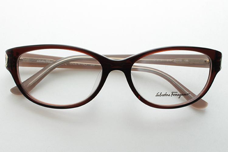 Salvatore Ferragamo Ferragamo SF2742A glasses once no cute ladies