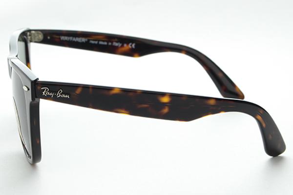 雷朋雷斑 2140F-902-54 太阳镜新壳徒步旅行者徽标适合壳模式品牌新实际案例与 UV 切经典池受欢迎真正国内真正保修手册手腕