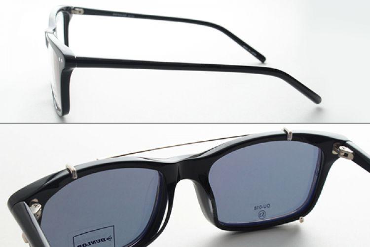 邓禄普 DU018 颜色 2 驾驶夹式 UV 保护镜镜片的太阳镜细胞极化平方米全新品牌钓鱼眼镜 UV 切的钓鱼鹰 02P09Jan16