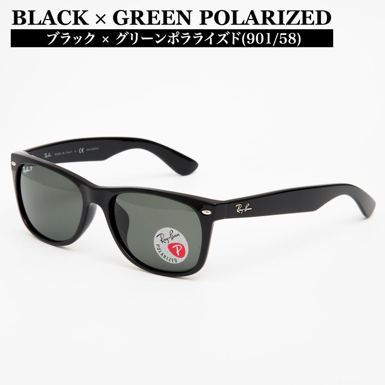 6b6cee9085d6e ... Ray-Ban sunglasses new Wayfarer Ray-Ban NEW WAYFARER RayBan RB2132F901 58  58 ...