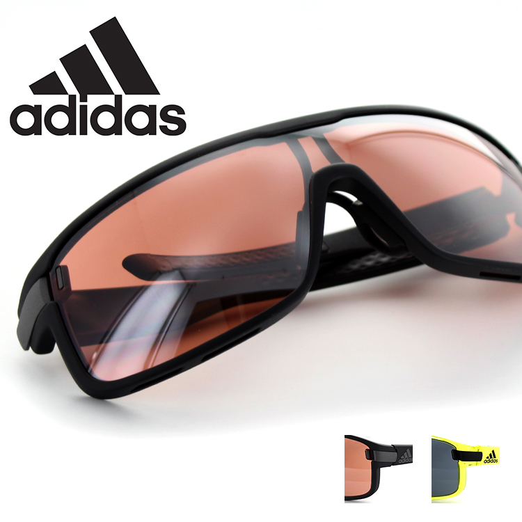 a74c3c85e81 Adidas ZONYK L sunglasses ad03 00 155 size sports mat black mat gray unisex  man and woman combined use adidas ultraviolet rays カットゾニック large size ...