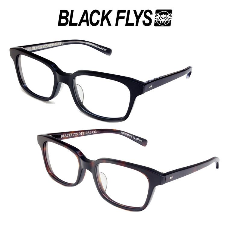 【送料無料】BLACK FLYS ブラックフライ FLY THOMPSON トンプソン 20005 53サイズ OPTICAL メガネ フレーム メンズ 男性用 紫外線カット 紫外線予防 UVカット