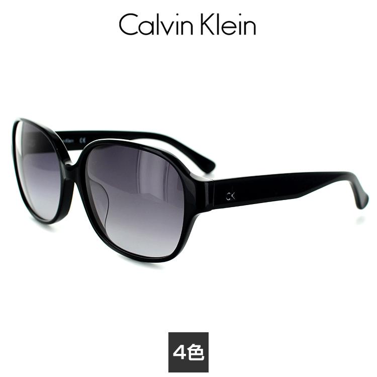 【送料無料】カルバンクライン サングラス CK-4303SA 58サイズ ウェリントン ユニセックス 男女兼用 Calvin Klein UVカット 紫外線カット
