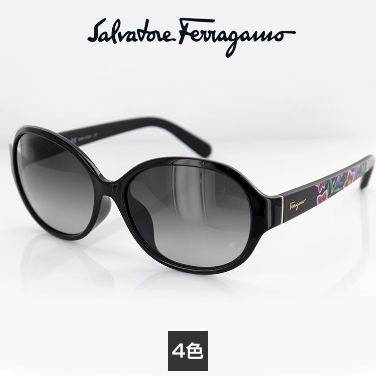 フェラガモ サングラス SF918SA FERRAGAMO UVカット 58サイズ レディース 日本人向け【正規販売店】