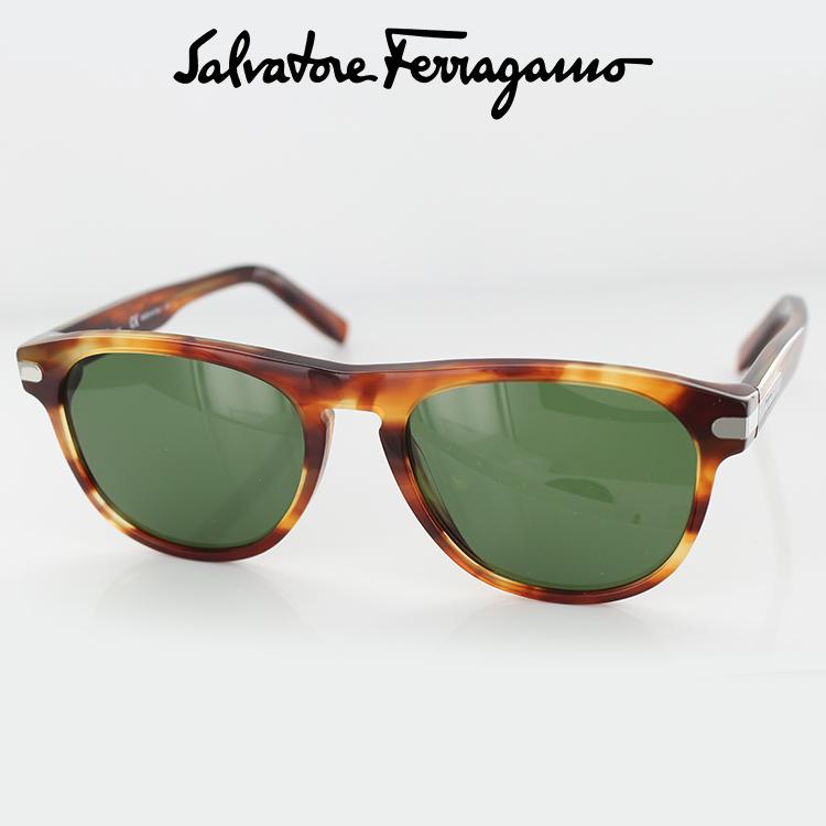 サングラスサルバトーレフェラガモ SF916S 55サイズ ボストン レディース 女性用 Salvatore Ferragamo UVカット 紫外線カット 国内正規品 送料無料
