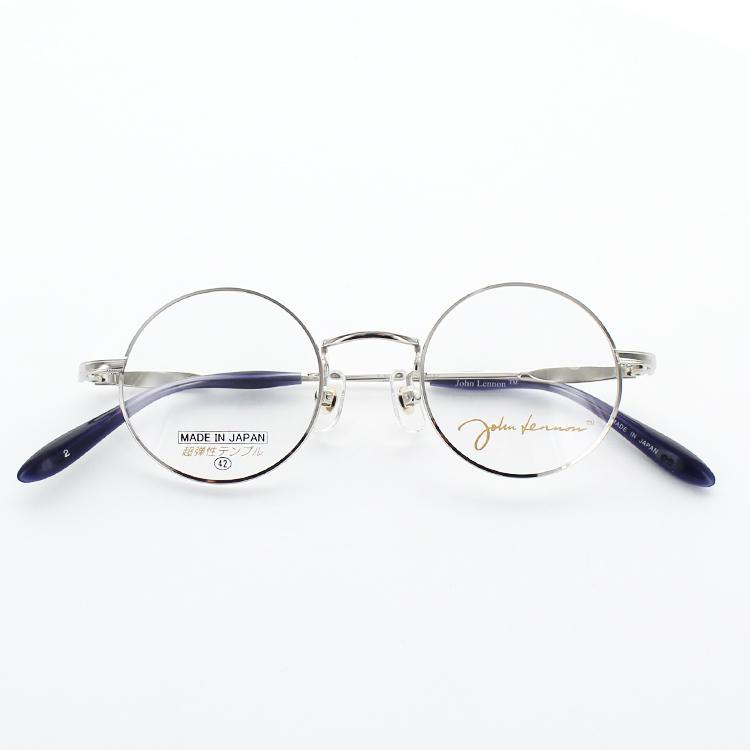 [JOHN LENNON]约翰·列侬JOHN JL-1010眼镜形状记忆圆眼镜