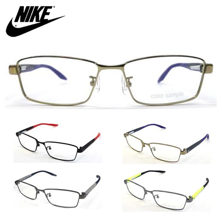 【国内正規品】NIKE メガネフレーム 8127AF 55サイズ 眼鏡フレーム