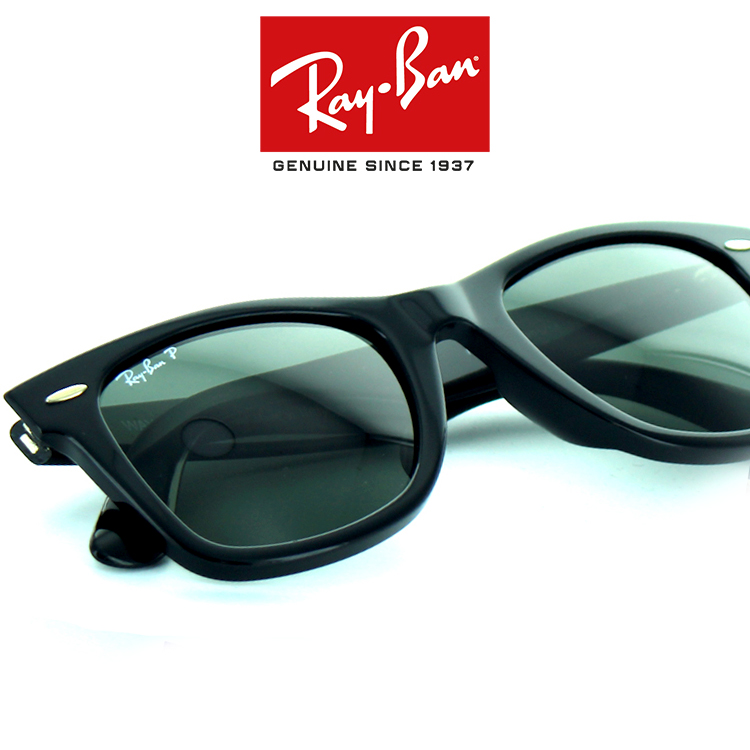 a1b942388fa Rayban RayBan 2140F-901-58-52 sunglasses polarization new work way Farrar  improved version logo constant seller black popularity fitting feeling new  article ...