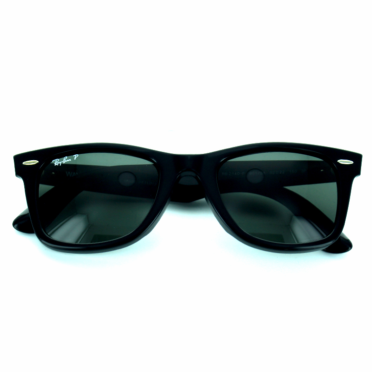 9c043b96420 Rayban RayBan 2140F-901-58-52 sunglasses polarization new work way Farrar  improved version logo constant seller black popularity fitting feeling new  article ...