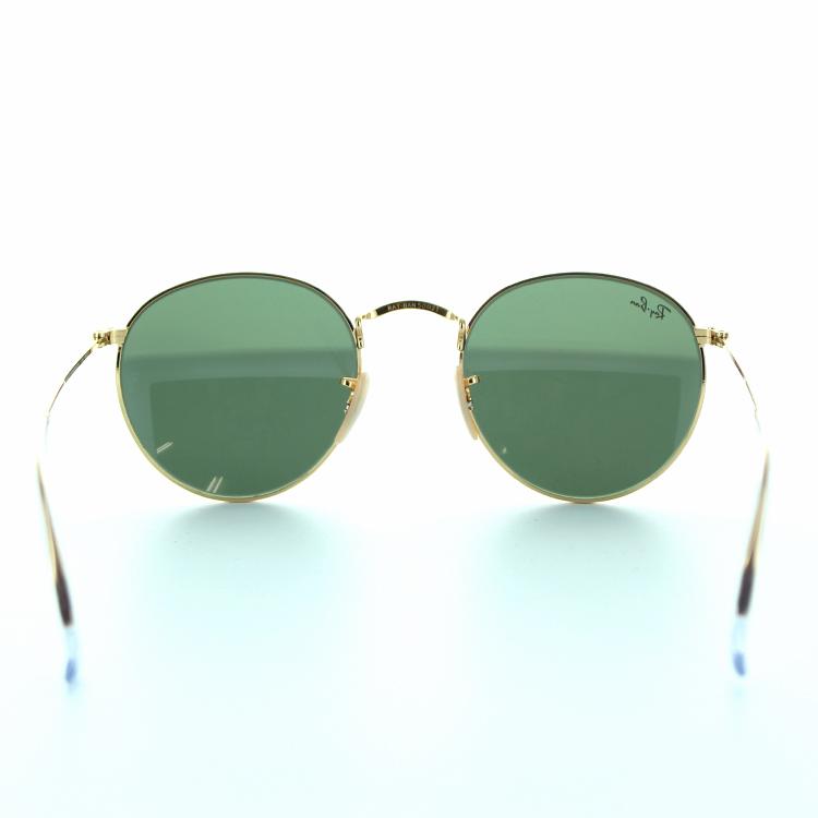 9210c09eaa eyeone  RayBan Ray Ban RB3447-001-50 sunglasses round metal P15Aug15 ...
