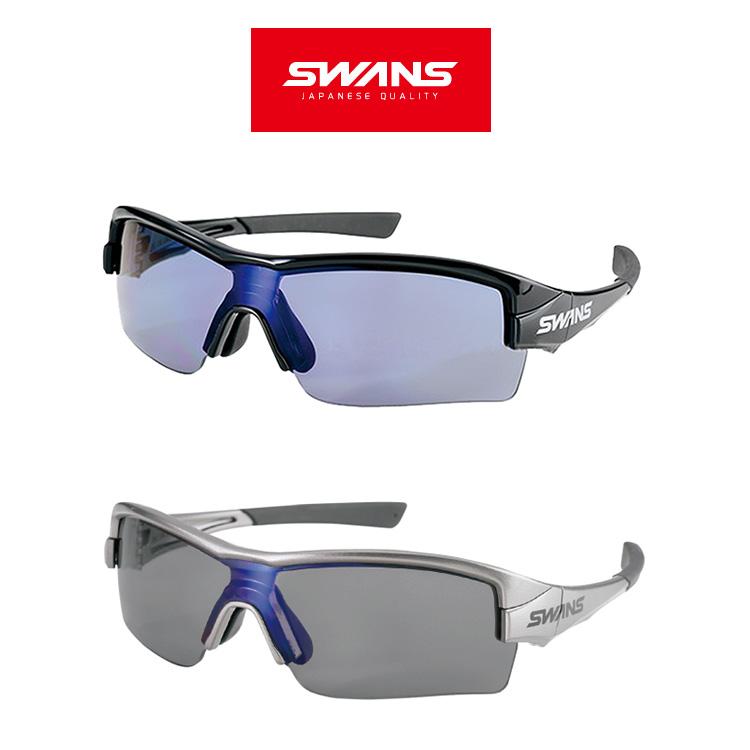 SWANS スワンズ サングラス STRIX H-0151 GMR/ -0167 BK ストリックス エイチ【偏光レンズ マルチコート UVカット サイクル ボールスポーツ アイウェア スポーツ アウトドア 自転車 ゴーグル】