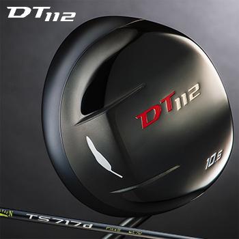 【特注】フォーティーン日本正規品DT-112 ドライバーTS717dカーボンシャフト