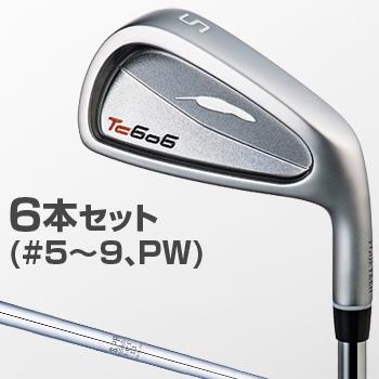 フォーティーン日本正規品TC606 FORGEDアイアンNSPRO950GH HTスチールシャフト6本セット(I#5~9、PW)
