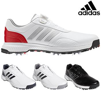 【【最大3000円OFFクーポン】】adidas Golf(アディダスゴルフ) 日本正規品 CP TRAXION BOA(CPトラクションボア) ソフトスパイクゴルフシューズ 2019新製品 「BTE47」 【あす楽対応】