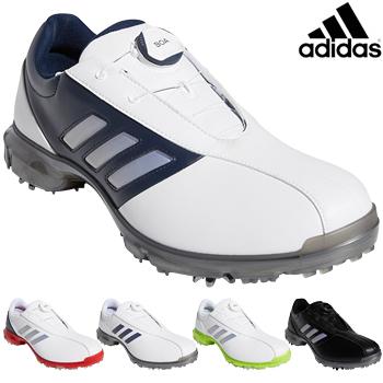在庫限りの最終放出 売却 adidas Golf アディダスゴルフ 日本正規品 卓出 ALFA FLEX BOA ソフトスパイクゴルフシューズ あす楽対応 アルファフレックスボア CEZ98