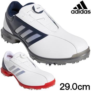 【【最大3300円OFFクーポン】】adidas Golf(アディダスゴルフ) 日本正規品 ALFA FLEX BOA(アルファフレックスボア) ソフトスパイクゴルフシューズ 2019モデル 「CEZ98」 サイズ:29.0cm 【あす楽対応】