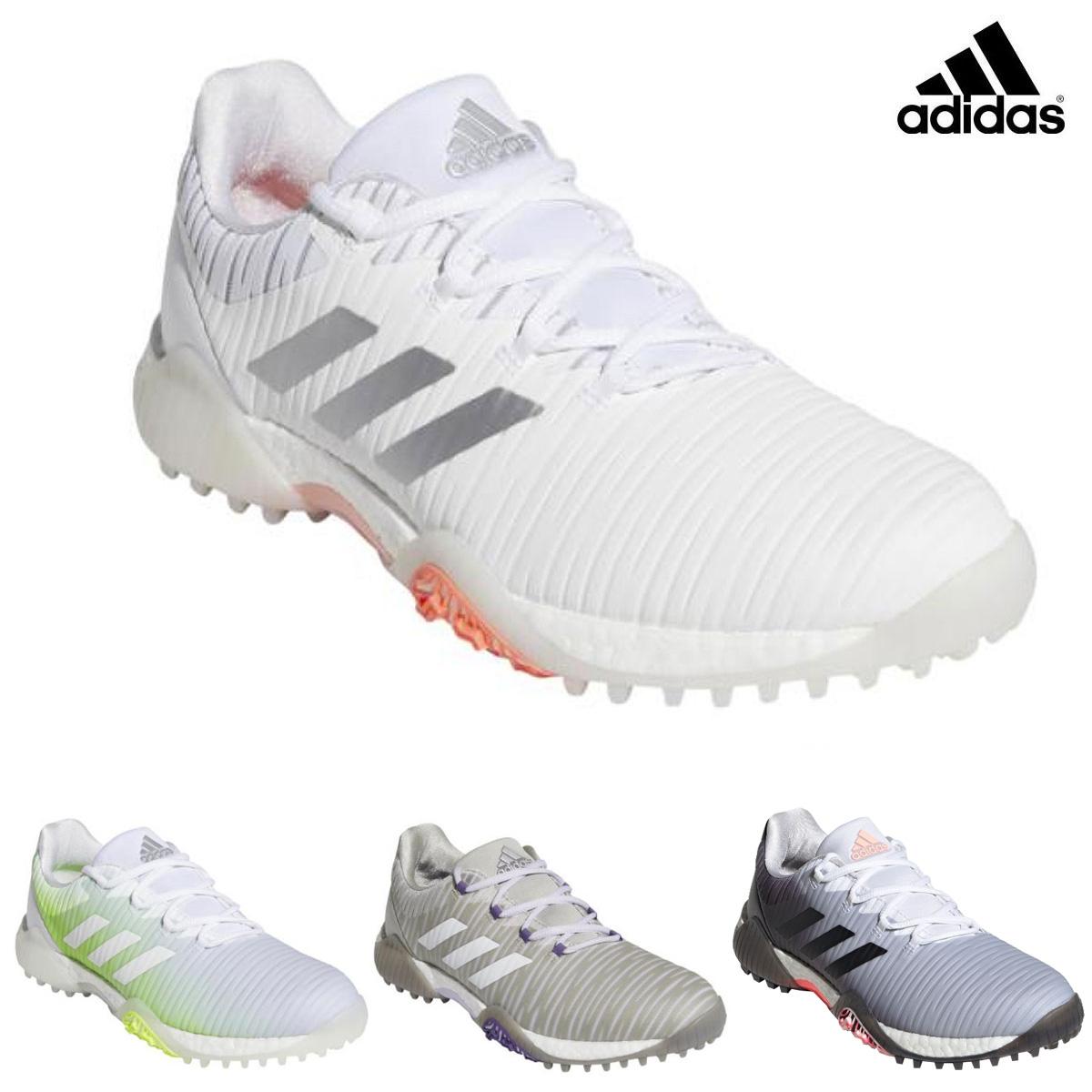 adidas Golf(アディダスゴルフ)日本正規品 ウィメンズCODECHAOS (コードカオス) スパイクレスゴルフシューズ 2020新製品 「EPC85」 【あす楽対応】