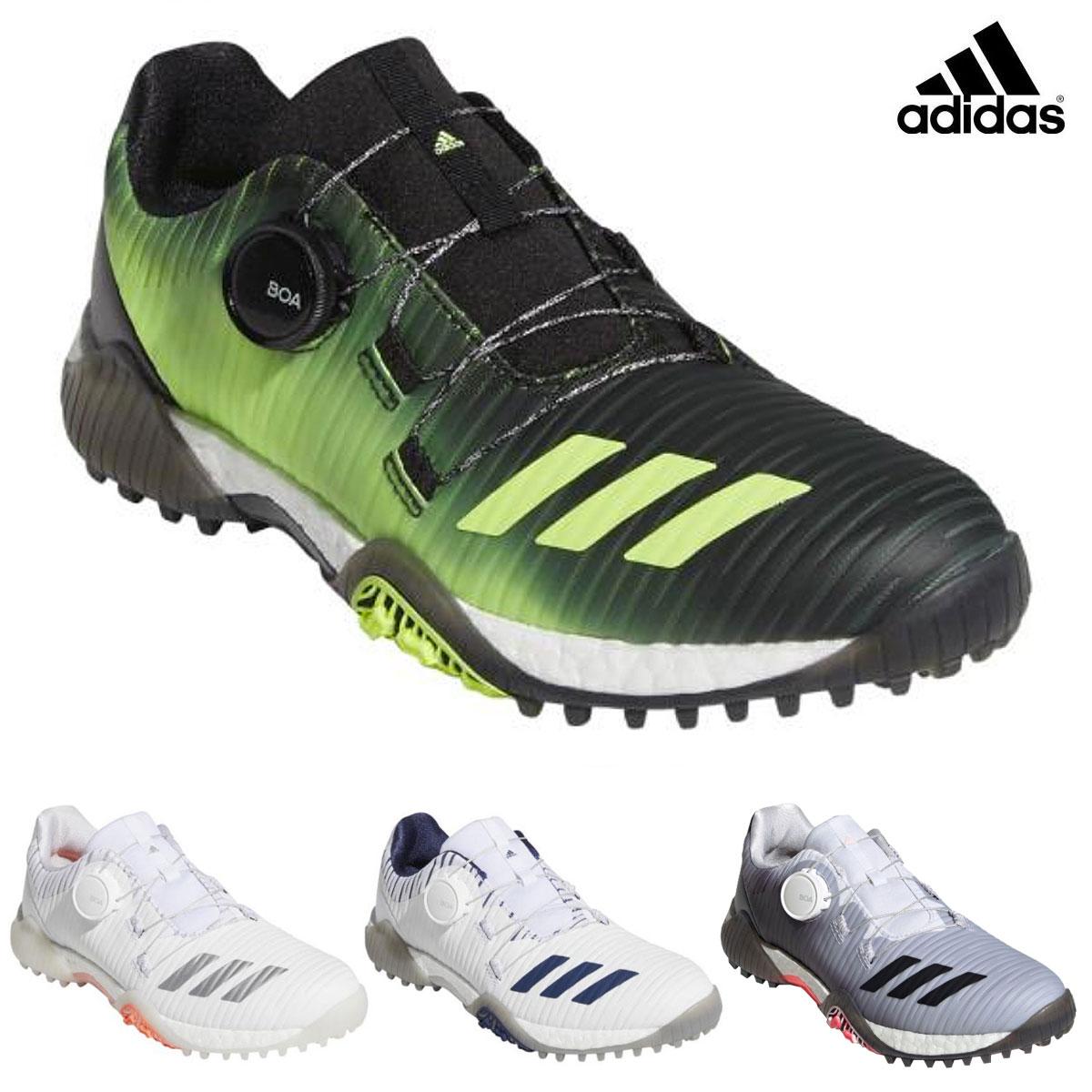 【【最大3300円OFFクーポン】】adidas Golf(アディダスゴルフ)日本正規品 ウィメンズCODECHAOS BOA (コードカオスボア) スパイクレスゴルフシューズ 2020新製品 「EPC88」 【あす楽対応】