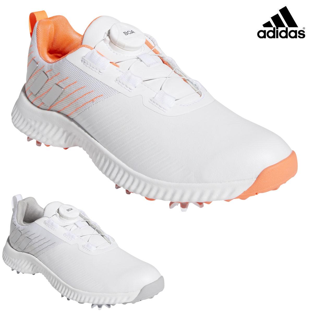 adidas Golf(アディダスゴルフ)日本正規品 ウィメンズ レスポンス バウンス BOA2 ソフトスパイクゴルフシューズ 2020新製品 「FBA90」 【あす楽対応】