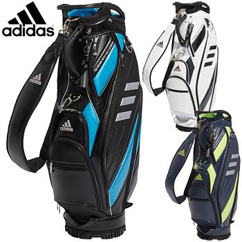 【【最大3300円OFFクーポン】】adidas Golf(アディダスゴルフ) 日本正規品 スリーバーキャディバッグ ゴルフキャディバッグ 2019モデル 「HFF67」 【あす楽対応】