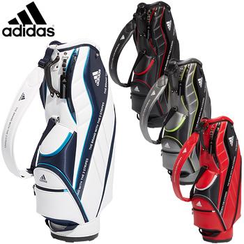 【【最大3300円OFFクーポン】】adidas Golf(アディダスゴルフ) 日本正規品 ライトウェイトスリムキャディバッグ 軽量ゴルフキャディバッグ 2019モデル 「HFF71」 【あす楽対応】
