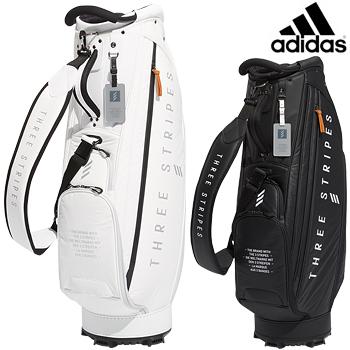 adidas Golf(アディダスゴルフ) 日本正規品 ADICROSS(アディクロス) キャディバッグ 軽量ゴルフキャディバッグ 2019新製品 「HFF74」 【あす楽対応】