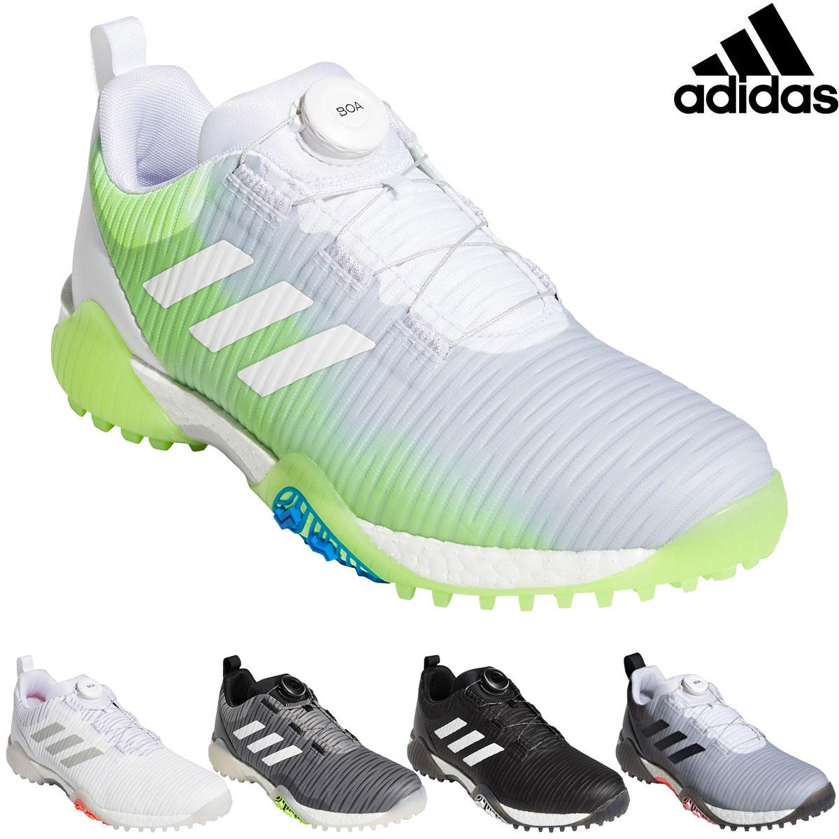 在庫限りの最終放出 adidas 2020モデル Golf アディダスゴルフ 日本正規品 CODECHAOS Boa Low スパイクレスゴルフシューズ セール KXJ34 コードカオスボアロウ あす楽対応