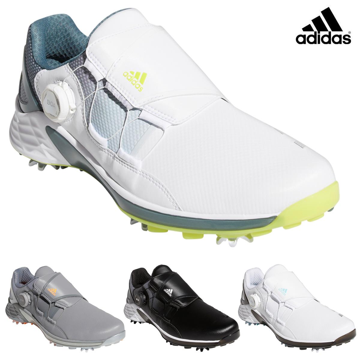 お買い得品 妥協ZERO全てを叶えたこの軽さ adidas Golf アディダスゴルフ 日本正規品 ZG21 ソフトスパイクゴルフシューズ 2021新製品 ゼットジー21ボア あす楽対応 KZI02 驚きの値段で BOA