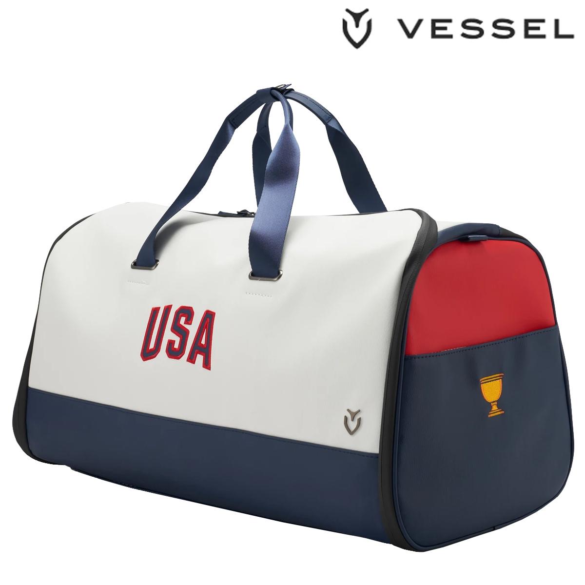 【限定品】VESSEL(ベゼル)日本正規品 Presidents Cup Garment Duffel(プレジデンツカップガーメント) ダッフルバッグ 【あす楽対応】
