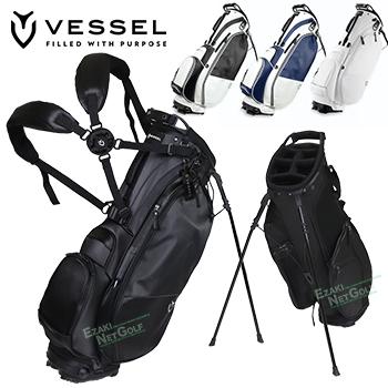 VESSEL (ベゼル) Player Stand Bag プレイヤー スタンドバッグ 2019新製品 「853012」 【あす楽対応】