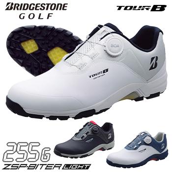 ブリヂストンゴルフ日本正規品 TOUR B ZSP-BITER LIGHT ゼロスパイク バイター ライト スパイクレス ゴルフ シューズ 2019新製品 軽量モデル 「SHG950」【あす楽対応】