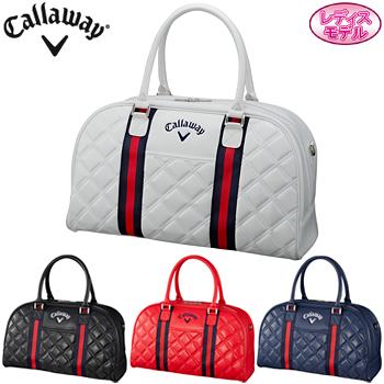 Callaway(キャロウェイ)日本正規品 PU Sport Boston Women's 19 JM (ピーユースポーツボストンウィメンズ19JM) ボストンバッグ 2019新製品 レディスモデル 【あす楽対応】
