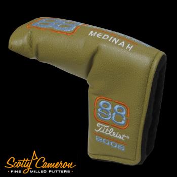 【US直輸入】スコッティキャメロンパターカバー2006 88th Golf Championship「68800」【あす楽対応】