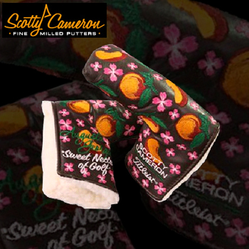 低価格で大人気の 【US直輸入】スコッティキャメロンパターカバー2009 of Nectar Augusta Georgia Sweet Sweet Nectar of Golf96079【あす楽対応】, 九州発おみやげ街道:cf7b87e7 --- canoncity.azurewebsites.net
