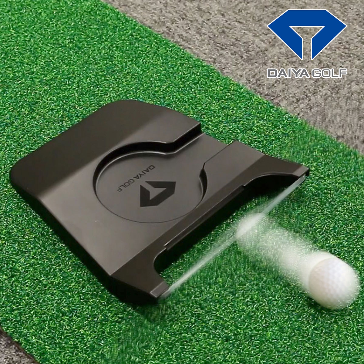 即納 DAIYA GOLF ダイヤゴルフ 日本正規品 PUTT REFLECTOR 予約販売 2020モデル ダイヤパットリフレクター ゴルフパター練習用品 あす楽対応 大放出セール パターカップ TR-474