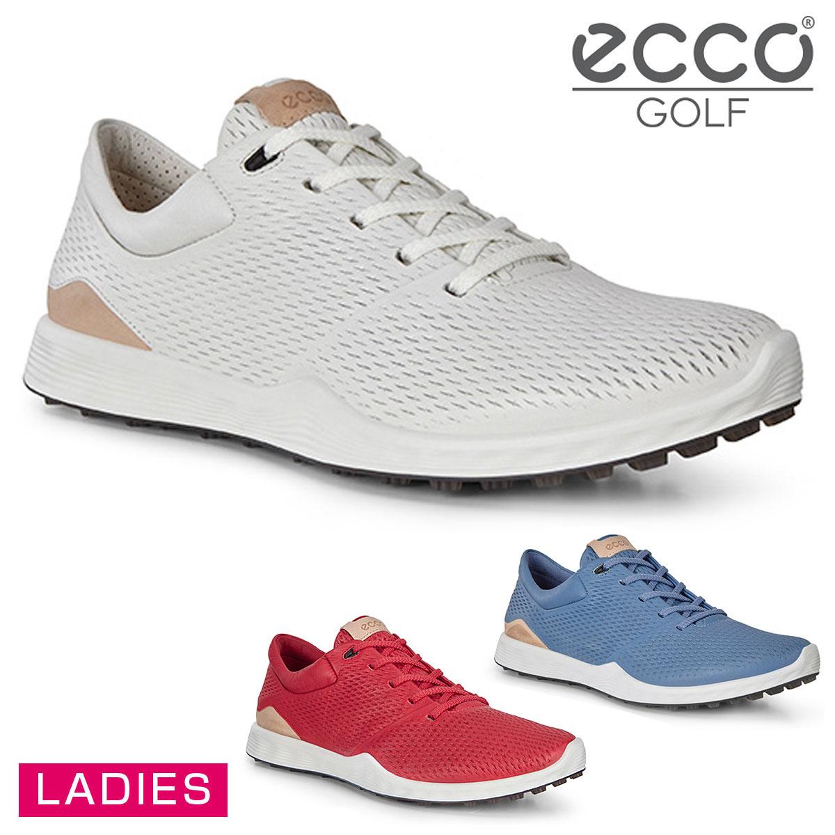 ECCO(エコー)日本正規品 S-LITE(エスライト) レディスモデル スパイクレスゴルフシューズ 2020新製品 「121903」 【あす楽対応】