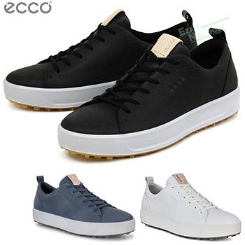ECCO(エコー)日本正規品 GOLF SOFT メンズモデル スパイクレスゴルフシューズ 2019新製品 「151304」 【あす楽対応】