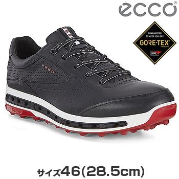 ECCO(エコー)日本正規品 COOL GOLF PRO Mens GTX メンズモデル スパイクレスゴルフシューズ 2018モデル サイズ:46(28.5cm) 「155304」【あす楽対応】