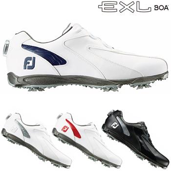【【最大3000円OFFクーポン】】FOOTJOY(フットジョイ)日本正規品 EXL Spike Boa(イーエックスエルスパイクボア) 2019新製品 ソフトスパイクゴルフシューズ 【あす楽対応】