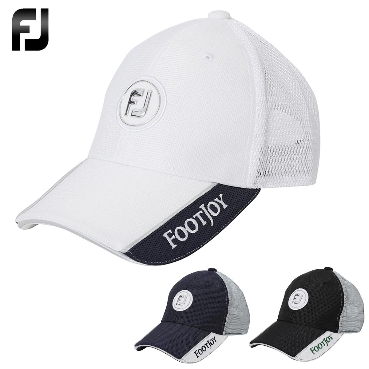 フリーズテックを裏地に使用 FOOTJOY 高品質新品 フットジョイ 日本正規品 あす楽対応 FJHW2104 クーリングキャップ 贈り物 2021新製品