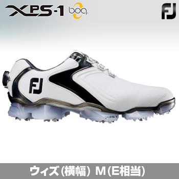 FOOTJOYフットジョイ日本正規品XPS-1 Boa(エックスピーエスワンボア)ソフトスパイクゴルフシューズウィズ:M(E)【あす楽対応】